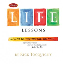 Life Lessons by Rick Tocquigny  9781400319994