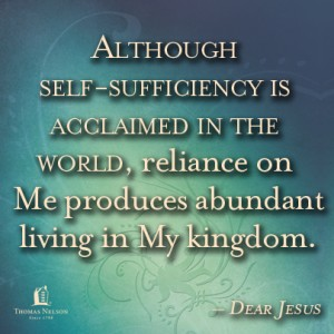 dear-Jesus-reliance-on-me