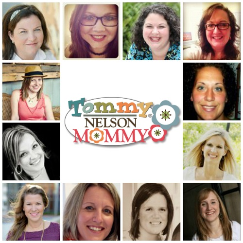 Tommy Nelson Blogging Moms