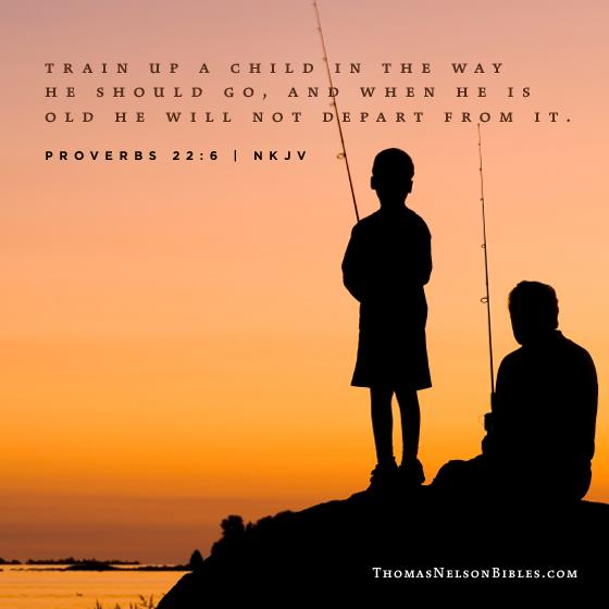 Parenting: Train Up a Child - FaithGateway
