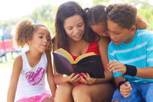 kids routine summer prayer