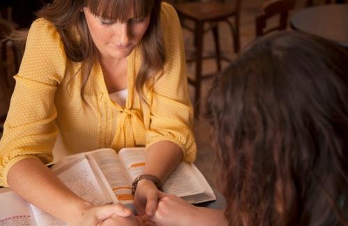 word vibrant prayer life