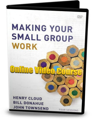Free small group bible studies leadership video training