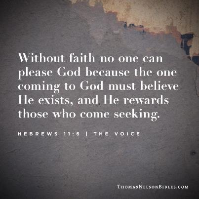 Bible Quotes On Faith Extraordinary Bible Verses About Faith  Faithgateway
