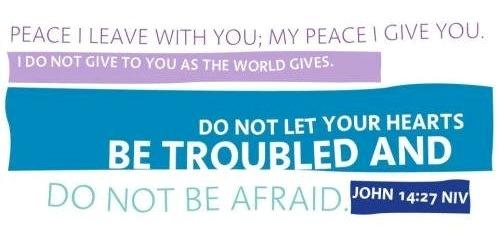 John 14 27