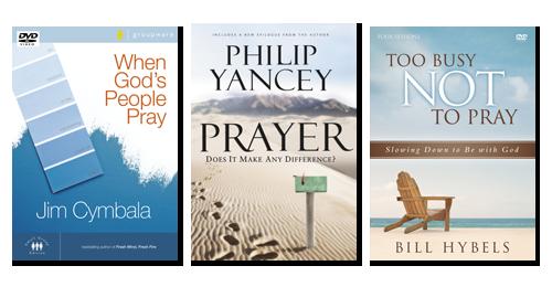 3 studies on prayer