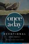 once a day devotional for teens