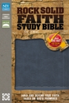 rock solid faith study bible for teens