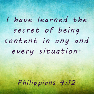 Philippians 4:12
