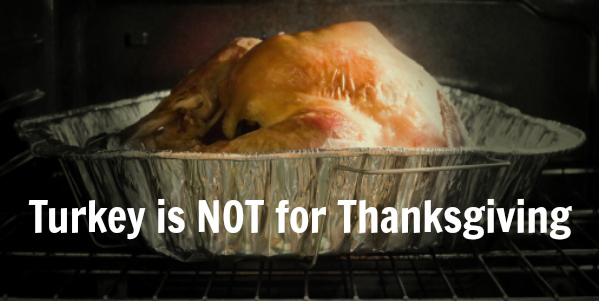 turkey not thanksgiving