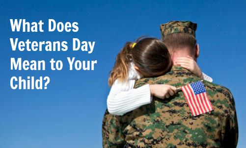 Veterans Day Kids