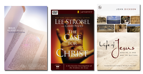 3 more studies on jesus