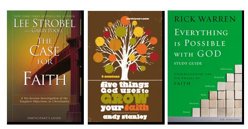 3 studies on faith