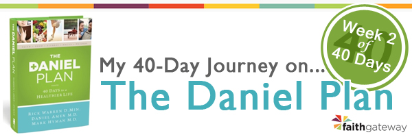 daniel plan week 2 banner