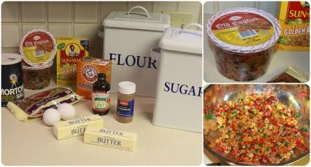 fruitcake-cookie-ingredients
