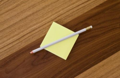 Innovators Plan in Pencil