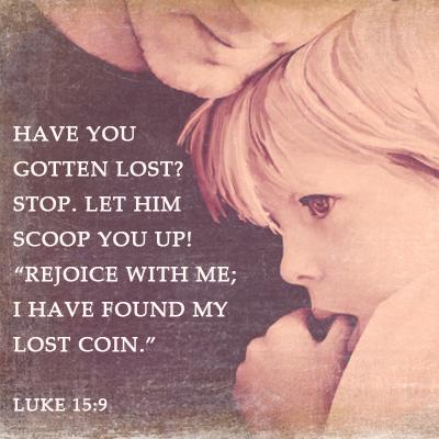Luke 15:9