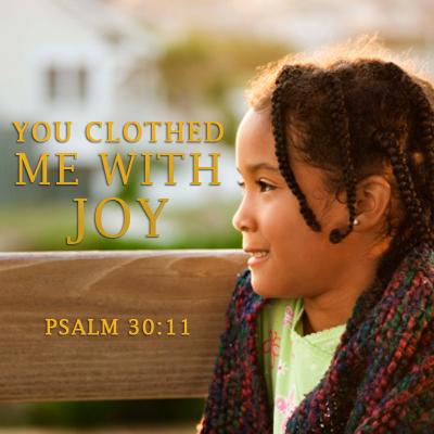 Psalm 30:11