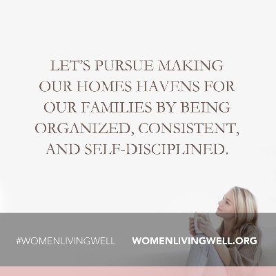 homes a haven women living well