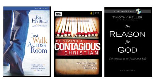 3 studies on evangelism