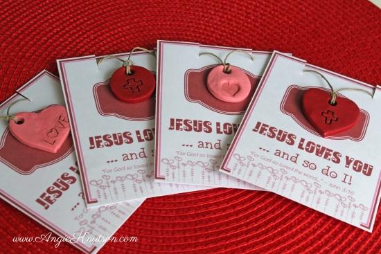 printable Christian valentine