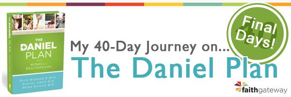daniel plan final days