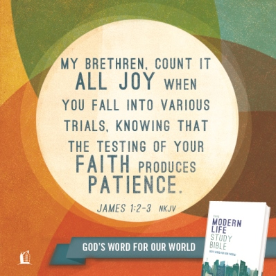 james 1:2 trials