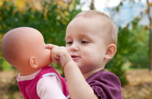 prepare siblings for baby