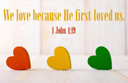 1 John 4:19