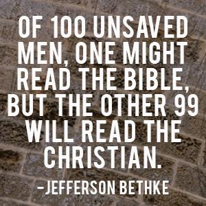 Jefferson Bethke