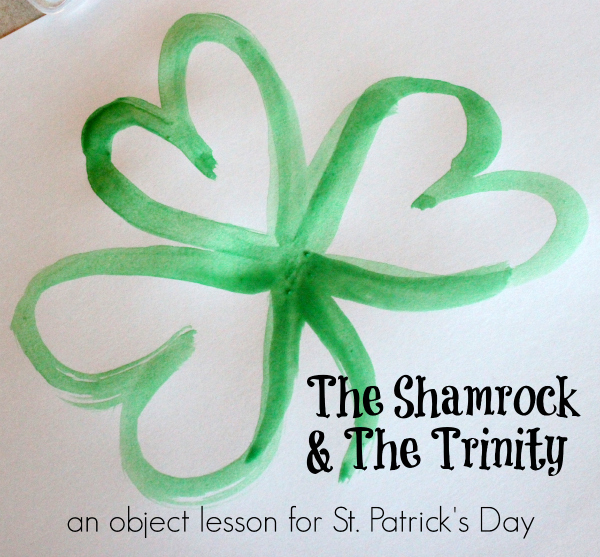 Shamrock Object Lesson