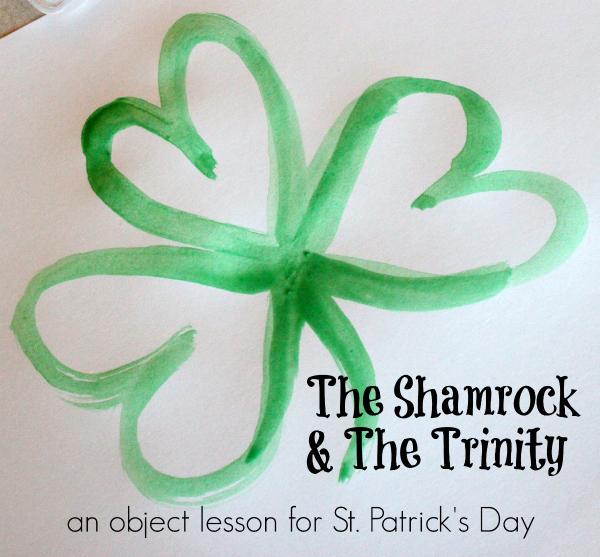 Shamrock Object Lesson